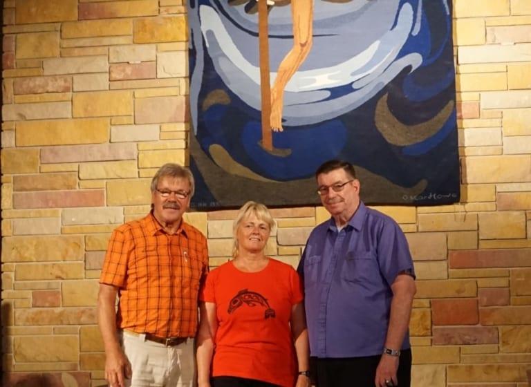 Familie Kutschke doet verslag van een bezoek aan South Dakota
